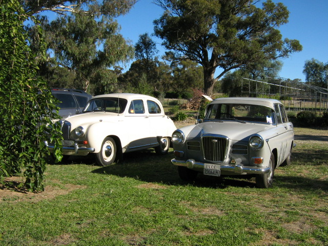 More cars at Bethungra.
